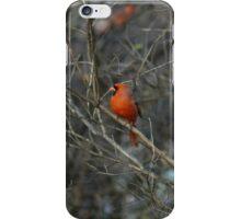 Pretty in Red. iPhone Case/Skin