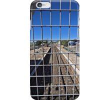 Train Station in Goulburn/NSW/Australia (7) iPhone Case/Skin