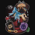 Paw Lil' Alice by Miss Cherry  Martini
