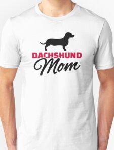 Dachshund Mom Unisex T-Shirt