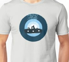 Blue Submarine Unisex T-Shirt