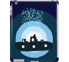 Blue Submarine iPad Case/Skin
