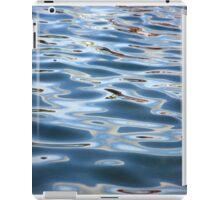 Ocean Ripples iPad Case/Skin
