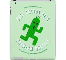 Premium cactuar beer iPad Case/Skin