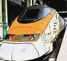 Eurostar X by John Michael Sudol