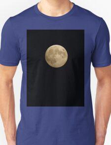 Full Blood Moon 10-2014 Unisex T-Shirt