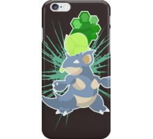 Earth Badge Nidoqueen iPhone Case/Skin