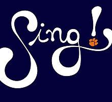 Sing! by Gabi Cossio