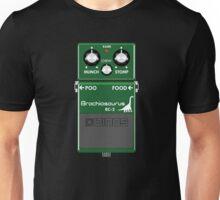 Brachiosaurus Chorus Pedal Unisex T-Shirt