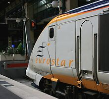 Eurostar 1 by John Michael Sudol