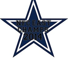 NFC East Champs  by metacovert