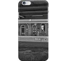 Train Station in Goulburn/NSW/Australia (10) iPhone Case/Skin