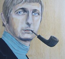 Graham Chapman by Jo Conlon