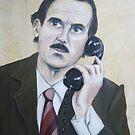 John Cleese by Jo Conlon