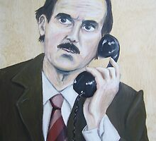 John Cleese by Jo Conlon