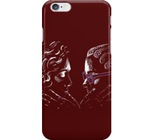 Cophine +Touch (Design Friendly) iPhone Case/Skin