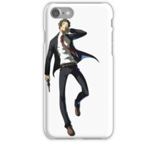 the egocentric police dick! iPhone Case/Skin