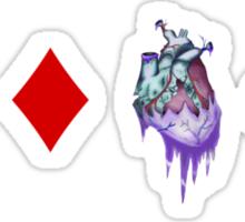 Card Game Sticker