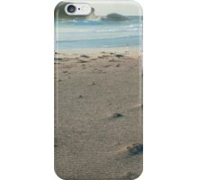 Ripples on an Alien Shore iPhone Case/Skin
