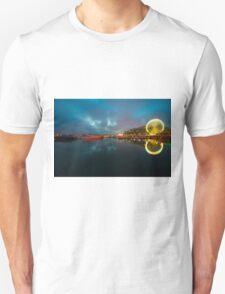 Torquay Harbour Twylight  Unisex T-Shirt