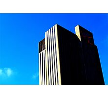 Corporate Building, New York Photographic Print
