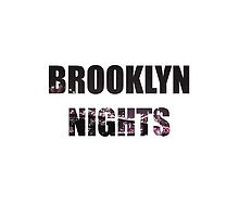 Brooklyn Nights by Tom Shearsmith