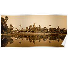 Angkor Wat - Cambodia Poster