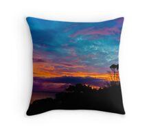 A Kangaroo Island Sunrise Throw Pillow