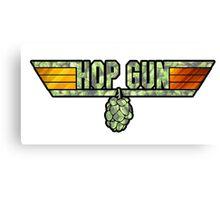 HOP GUN Canvas Print