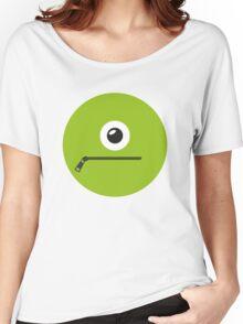 GREEN MONSTER Women's Relaxed Fit T-Shirt