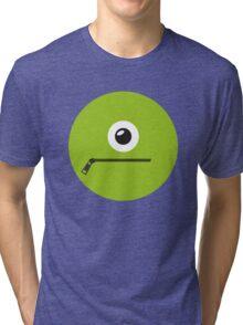 GREEN MONSTER Tri-blend T-Shirt