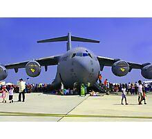 US Air Force C17  Photographic Print