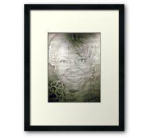 Deborah Watson Framed Print