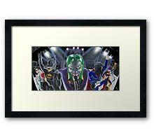 Gotham City Encore Framed Print