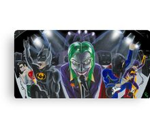 Gotham City Encore Canvas Print