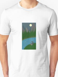 Night at the Riverbend T-Shirt