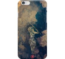 Nujabes - Land of the samurai vinyl poster iPhone Case/Skin