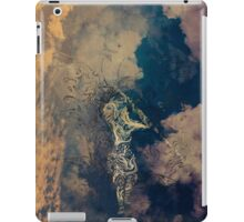 Nujabes - Land of the samurai vinyl poster iPad Case/Skin