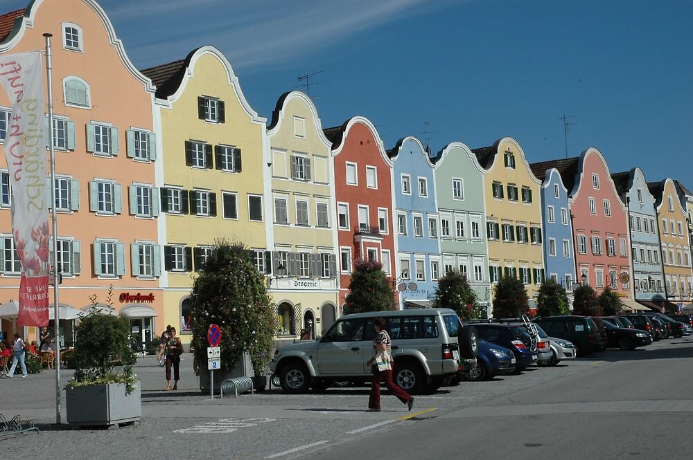 Small Town - Austria by bertspix