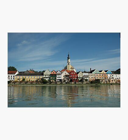 Small Town - Austria - (2) Photographic Print