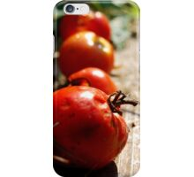 Rotting Tomatoes iPhone Case/Skin