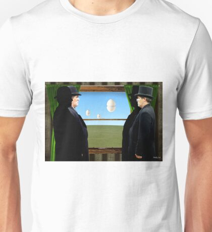 The Great Divide Unisex T-Shirt
