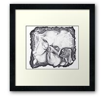 Dreams & Weavers Framed Print