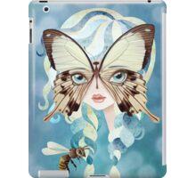 Niella Butterfly Girl iPad Case/Skin