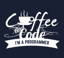 programmer : coffee and code. I am a programmer by dmcloth