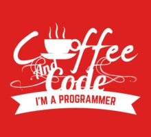 programmer : coffee and code. I am a programmer One Piece - Long Sleeve