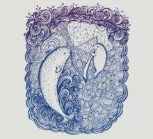 Music of the sea by Nichole Lillian Ryan