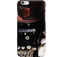 Steampunk Reflection iPhone Case/Skin