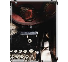 Steampunk Reflection iPad Case/Skin