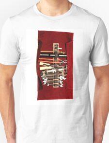1950s Ferrari Tool Kit T-Shirt